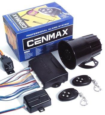 cenmax сигнализация:
